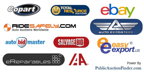 Top 10 Salvage Auto Auction Sites Public Auction Finder