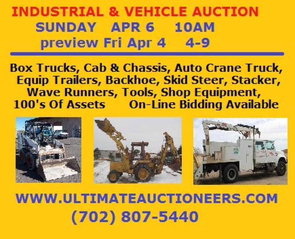 ULTIMATE AUCTIONEERS on Public Auction Finder