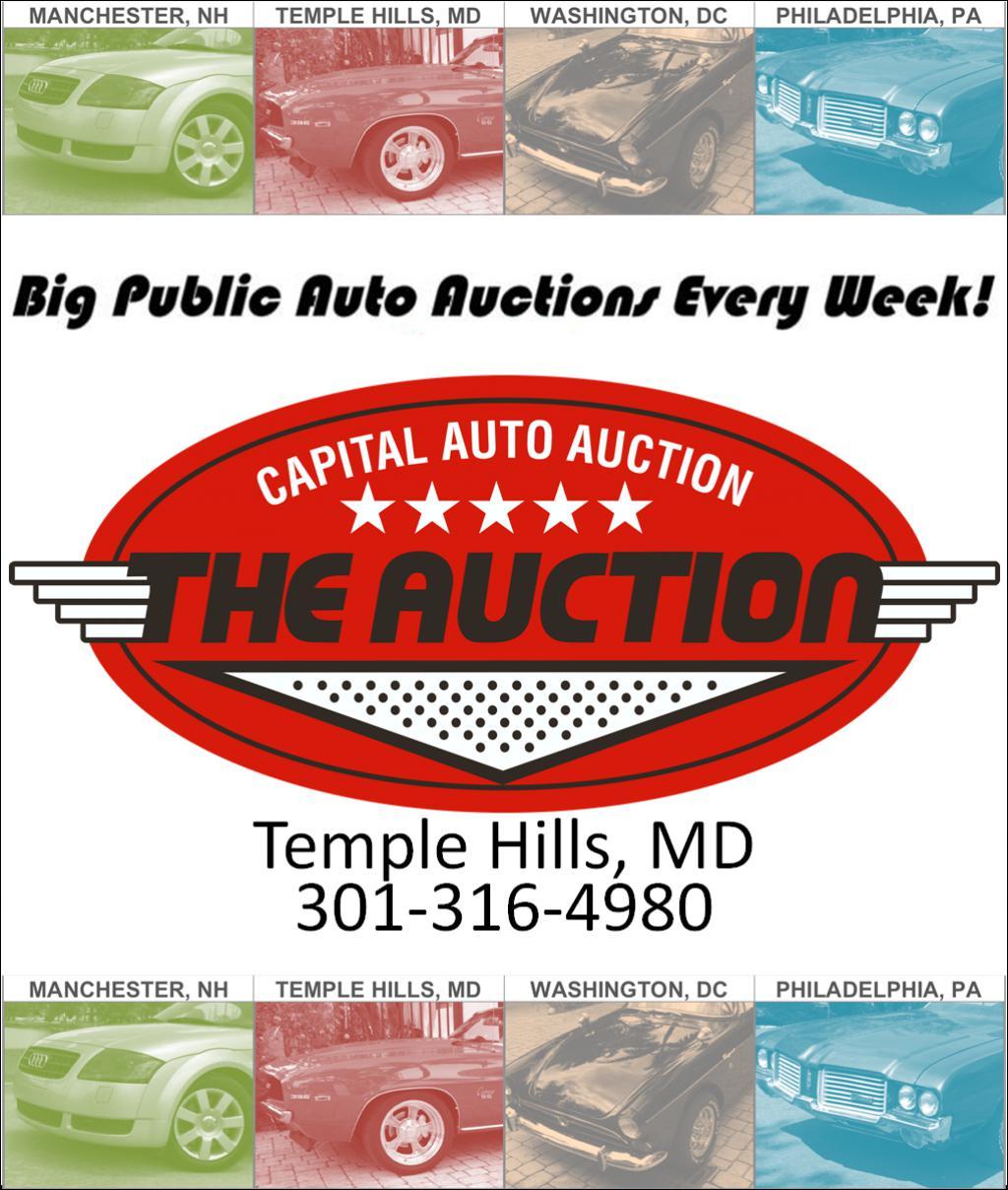Capital Auto Auction MD