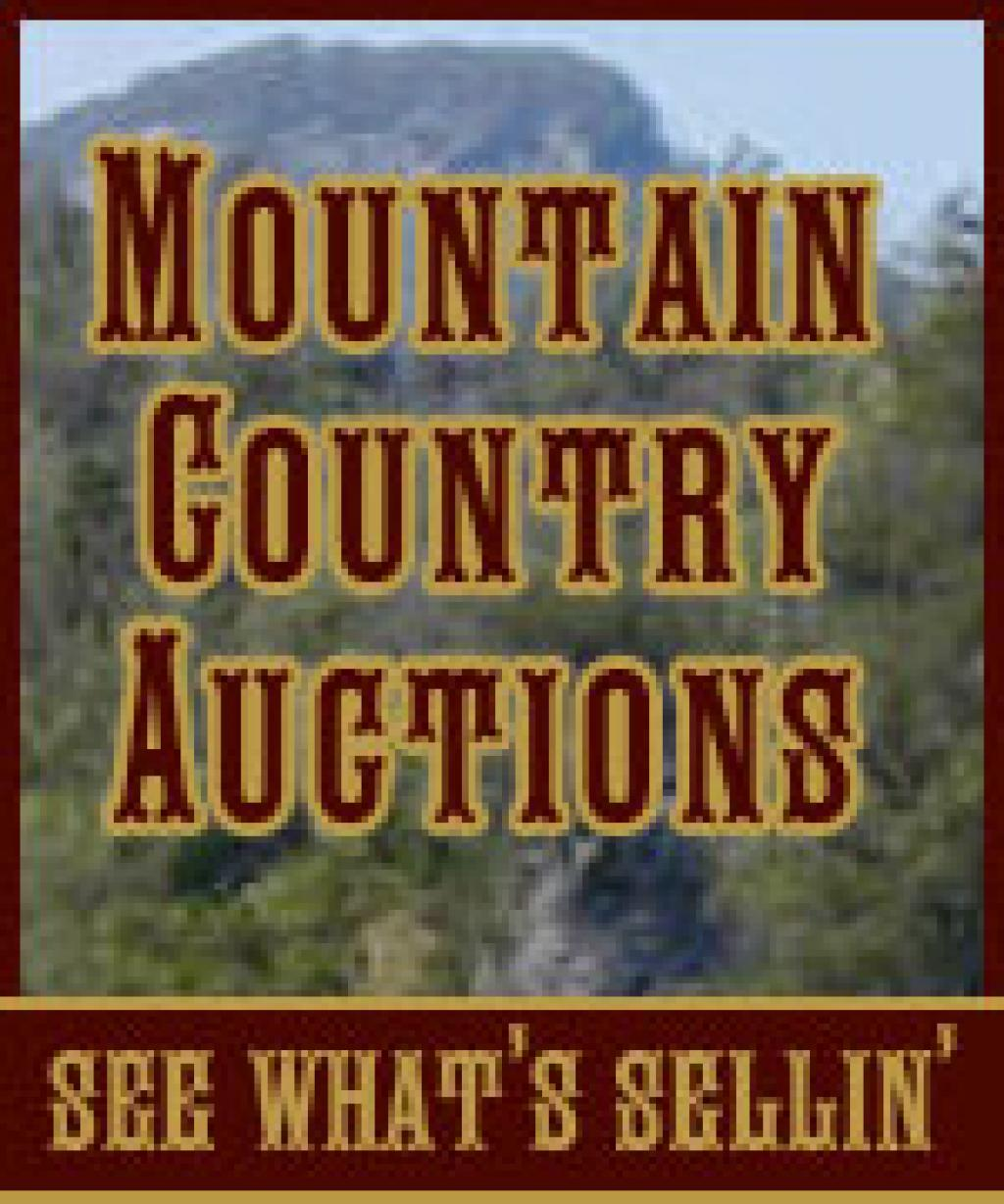 Mountain Country auction on Public Auction Finder