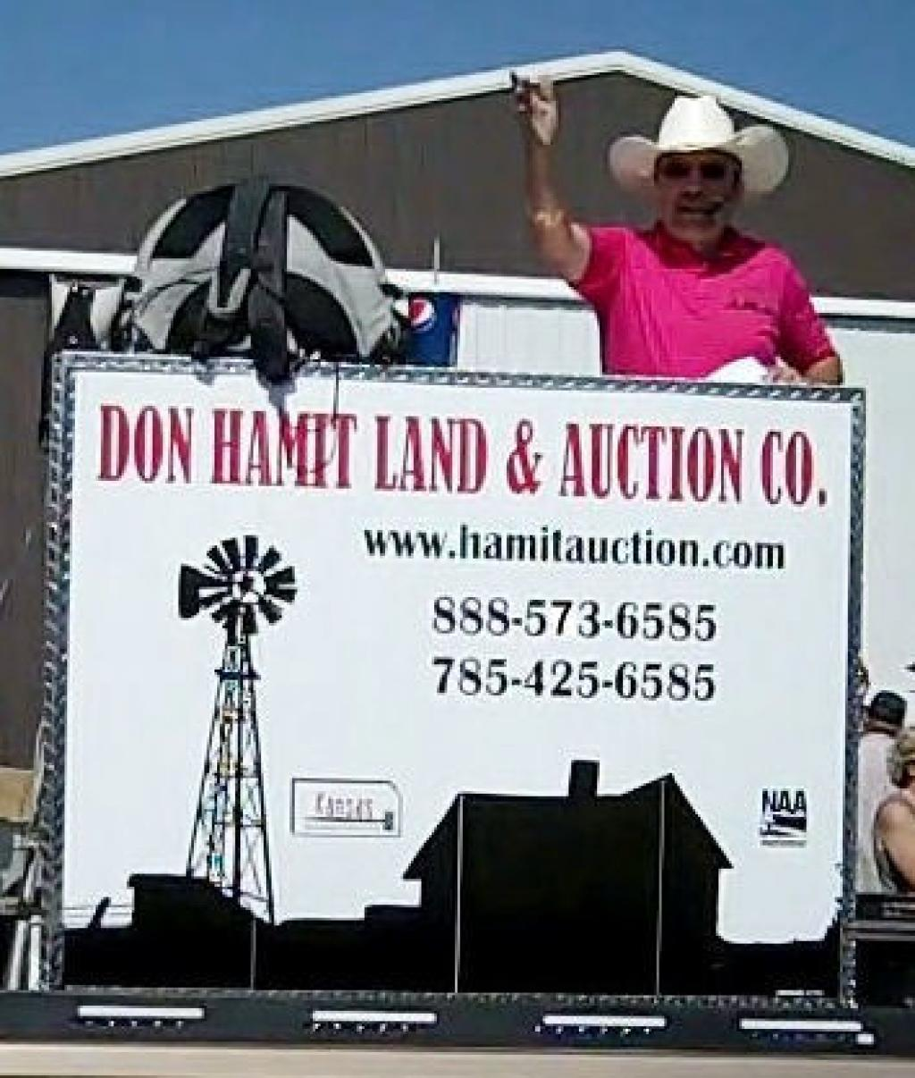 Don Hamit Land & Auction Co., Inc. on Public Auction Finder