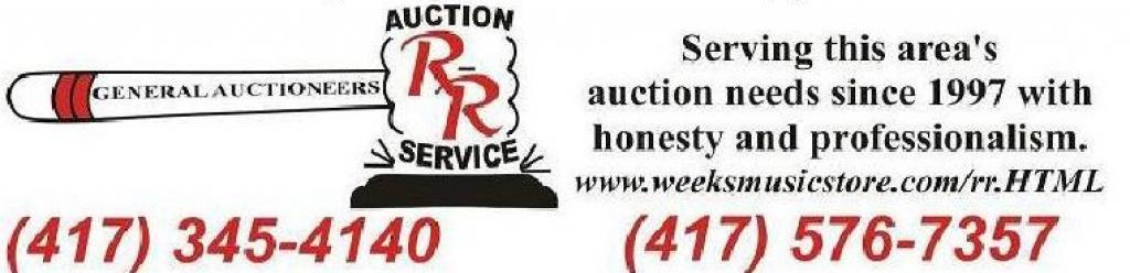 R & R Auction Service on Public Auction Finder