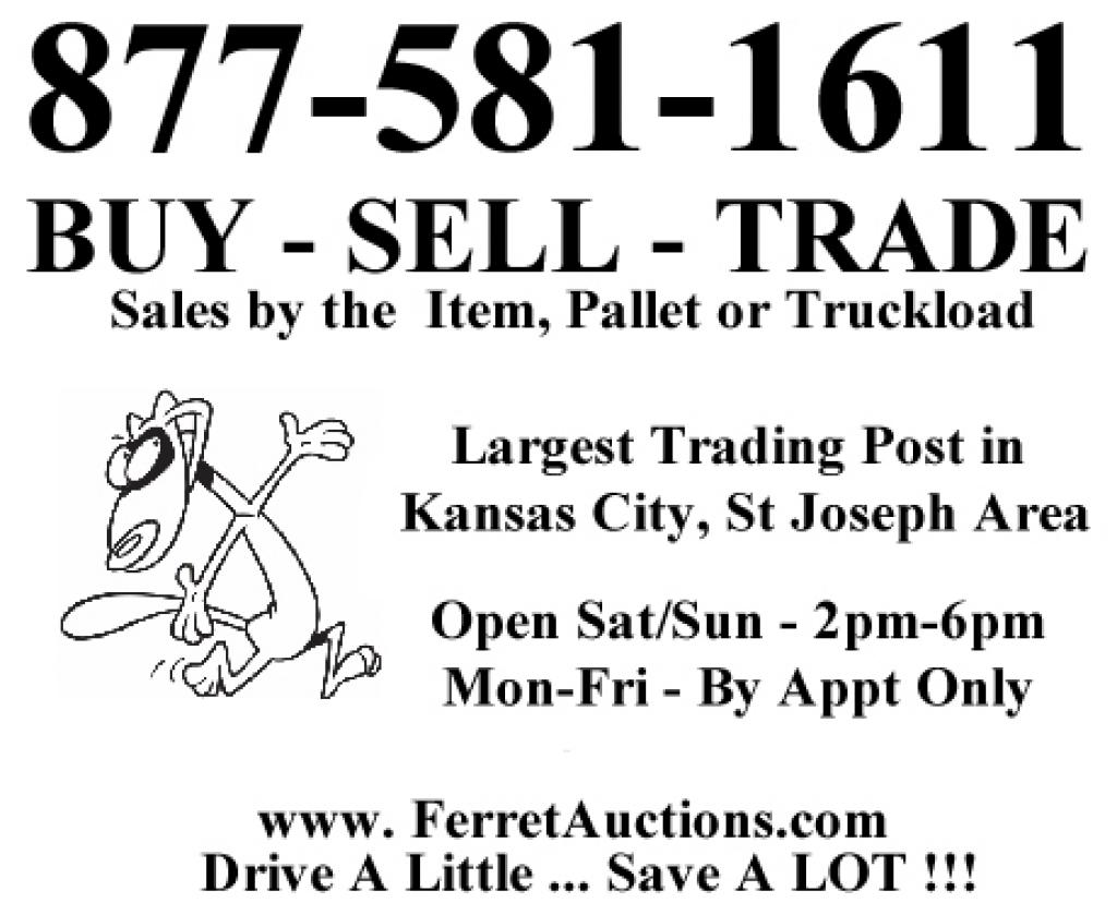 Ferret Auctions on Public Auction Finder