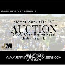 Annual-Kissimmee-Florida-Spring-Auction on Public Auction Finder