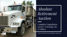 Absolute-Retirement-Auction--Garrys-Trucking--Others on Public Auction Finder