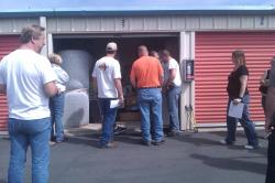How to find Storage Auctions
