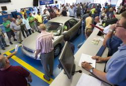 How to find Public Auto Auctions